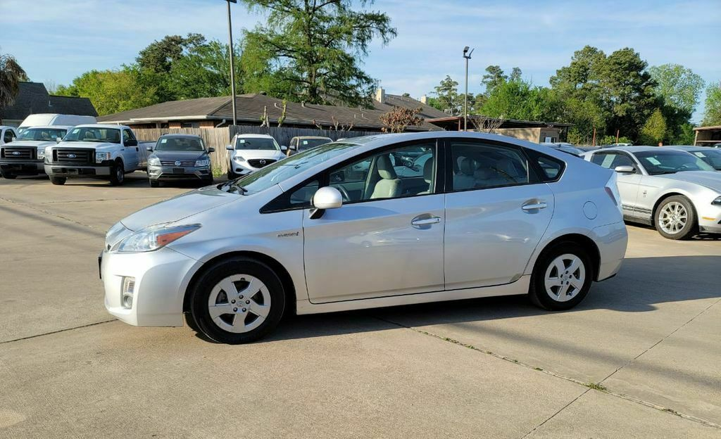 2010 Toyota Prius  115508 Miles Classic Silver Metallic Hatchback 1.8L 4 CYLINDE