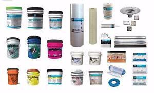 Laticrete Products - Wholesale Contractor Prices - Strata Mat , Membrane , Hydro Ban , Drain , Latex , Primer & More ...