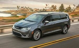 2017 Chrysler Pacifica Limited New 7 seater Navi Pano Sunroof Pa