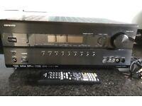 Onkyo TX-SR607 7.1 Surround sound AV Receiver