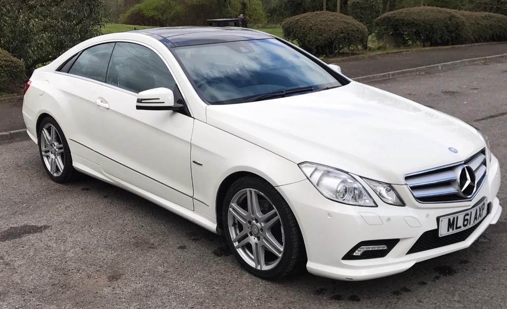 mercedes e220 cdi coupe in dunmurry belfast gumtree