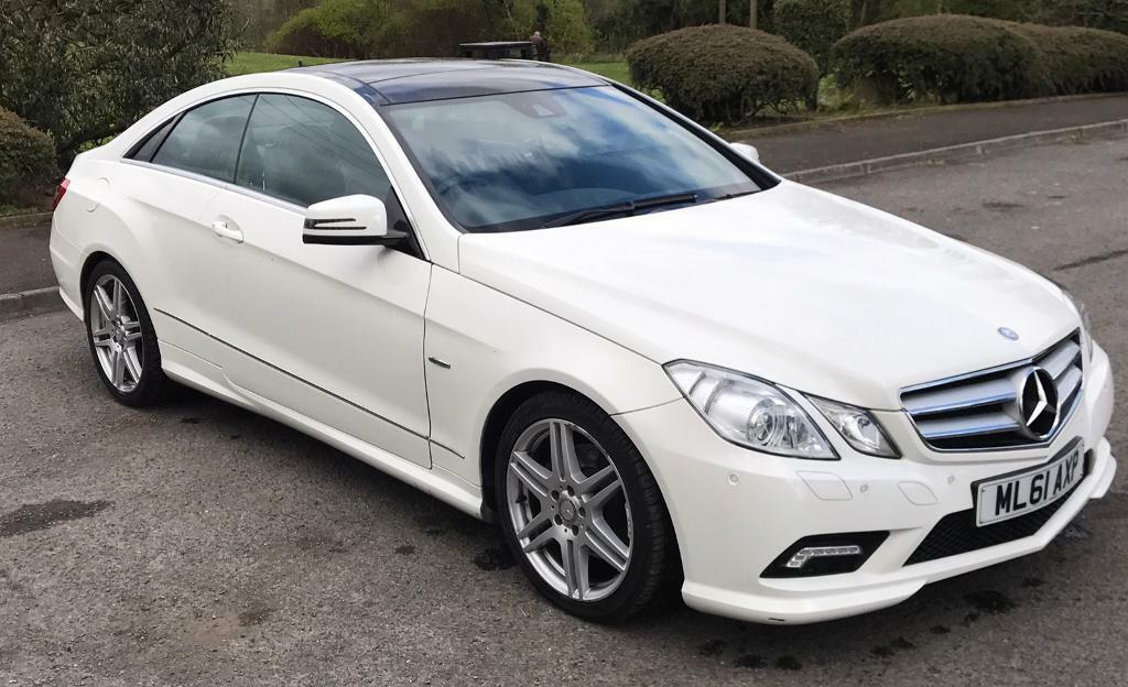 mercedes e220 cdi coupe in dunmurry belfast gumtree. Black Bedroom Furniture Sets. Home Design Ideas