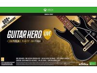 Guitar Hero LIVE Supreme Party Xbox One