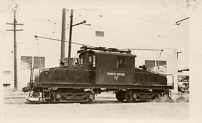 7E800q Rp 1940S  Tidewater Southern Railroad Engine  106