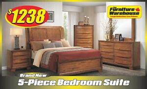 Bedroom Set Deal-Only $1238