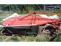 Bomford mower 6ft cut (tractor)
