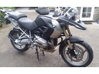 BMW R1200GS 2009 LOW MILEAGE only 10K