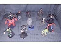 PS3 Disney Infinity 2.0 characters