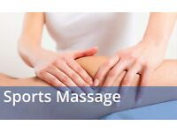 Mobile Sport massage, maintenance massage, pre-event and post - event massage