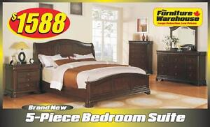 Bedroom Set Deal-Only $1588