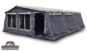 Platinum Gladiator Soft Floor Camper Dandenong South Greater Dandenong Preview