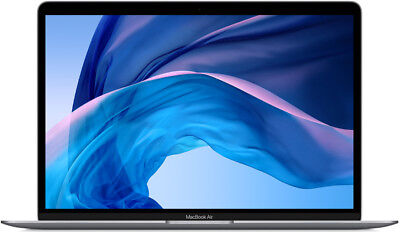 Apple MacBook Air 13-inch Retina Display 256GB MR9E2LL/A - Space Gray 2018