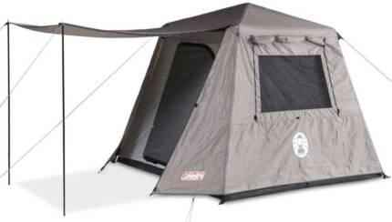 COLEMAN INSTANT UP 4P TENT 4 MAN PERSON QUICK SETUP TURBO POP UP  sc 1 st  Gumtree & coleman tent | Camping u0026 Hiking | Gumtree Australia Free Local ...