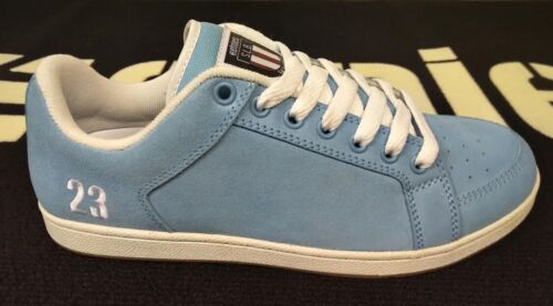 Vintage Etnies SAL 23 baby blue - size 9 - NEW!