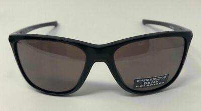 Oakley Reverie POLARIZED Sunglasses OO9362-0755 Polished Black W/ Prizm Daily