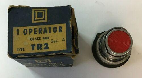 SQUARE D 9001 TR2 SER.A 1 OPERATOR