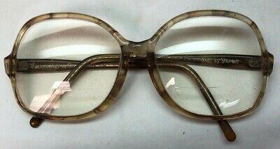 Vintage FACEMAKER by SHURON Eyeglasses 130 Tortoise Frames w/Lenses Made in (Glasses Frames Made In Usa)