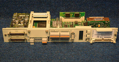 Siemens 6sn11180nh000aa2 A Simodrive 611 Universal Digital Closed Loop