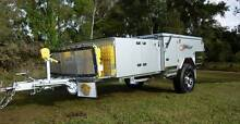 CAMPER TRAILER FORWARD FOLD WBC 2000 FULL OFF ROAD CAMPER Brendale Pine Rivers Area Preview