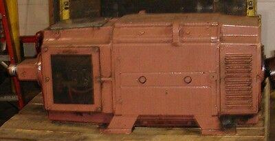 Reliance Dc Servo Motor Fr-b0409atz 7967mo