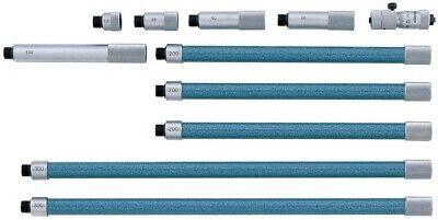 137-205 Mitutoyo Tubular Inside Micrometer Set 50-1500mm