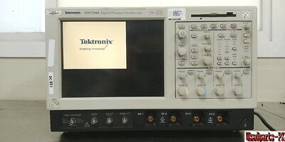 Tektronix Tds7704b Digital Storage Oscilloscope 7ghz 20gss