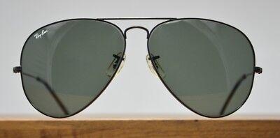 B&L Aviator Ray Ban Vintage Bausch Lomb Glass Brille USA Wayfarer Gatsby Outdoor