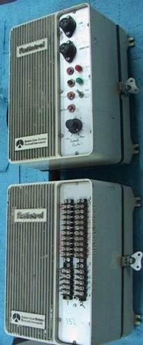 Rockwell Boston Gear DC Variable Speed Drive