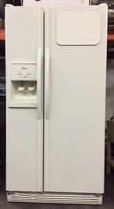 Moving Sale!!! Whirlpool side by side fridge for sale!