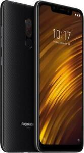 Xiaomi Pocophone F1 64/128/256Gb Dual SIM Graphite Black / Blue - Factory Unlocked (Global)