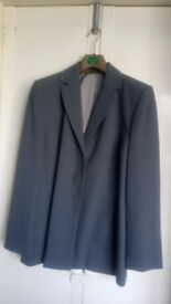 Grey Trouser Suit Size 12 (Marks and Spencer)