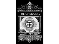 Full & Part time staff required for Walthamstow pub
