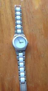 Ladies Swatch watch Elwood Port Phillip Preview