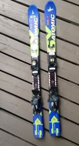 Child's skis Atomic SX7 110cm / Skis alpin pour enfant