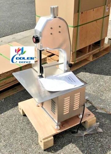 Food Processing Commercial Meat Bone Saw Model HLS-1650 Butcher Deli Bandsaw NSF