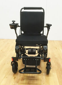 SAVE $1819!!   EASYFOLD  ELITE POWER  WHEELCHAIR ONLY 46lbs!! London Ontario image 8