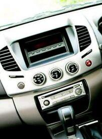 Mitsubishi l200stereo &driver info system