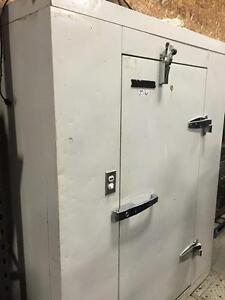 "Reconditioned Foster Step in Freezer 61"" X 49"" X76"""