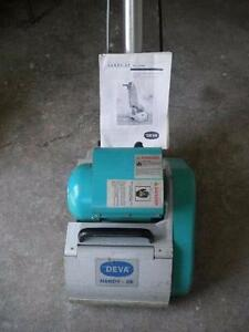 "8"" DEVA Handy8E Drum Floor Sander Canterbury Canterbury Area Preview"