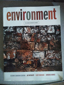 Environment: The Science Behind the Stories, Second Canadian Edi