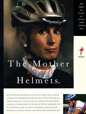 Casco Specialized Helmet Piranha Cult retro NEW NOS VINTAGE ULTRARARE ARMSTRONG