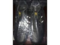 Safety Boots Men's Work Shoes Size 10uk Rock Foot Footwear