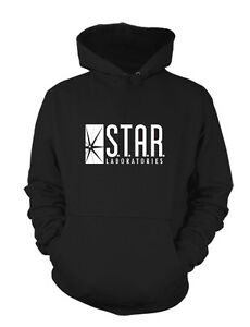 The-Flash-DC-Barry-Allen-Laboratories-Star-Labs-Hoodie-Sweater-Shirt