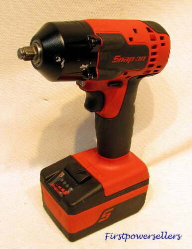 Snap on Cordless Impact Driver Model Ct8810
