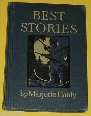 Best Stories 1934 Early Marjorie Hardy Reader Nice Color Pictures Nice