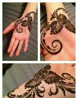 Henna Artistry - Easter special $5 special