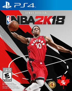 NBA2K18 ps4 game sale or trade for FIFA18