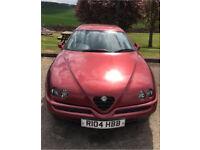 1998 Alfa Romeo GTZ Coupe + MOT