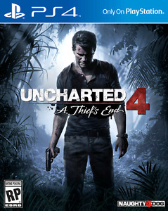 Uncharted 4: Thief's End