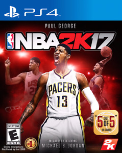 Nba 2k17 and Need for Speed ...both for 50